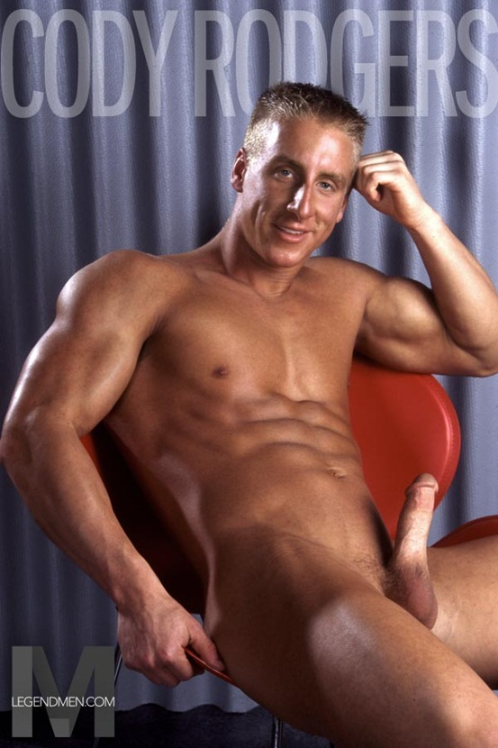 Legend Men Hot naked muscle hunks Cody Rodgers Ripped Muscle Bodybuilder Strips Naked and Strokes His Big Hard Cock photo Top 100 worlds sexiest naked muscle men at Legend Men (21 30)