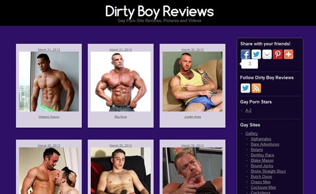 All your gay porn videos and galleries in one place - hot new site