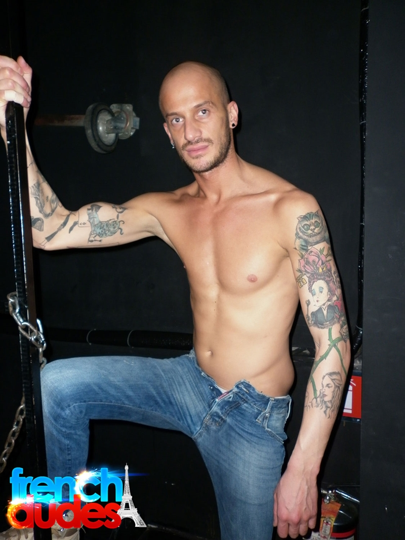 French-Dudes-Damian-High-Nicolas-Antonio-tattoo-spit-tongue-69-ass-sucks-cock-foreplay-fucking-creamy-load-002-male-tube-red-tube-gallery-photo