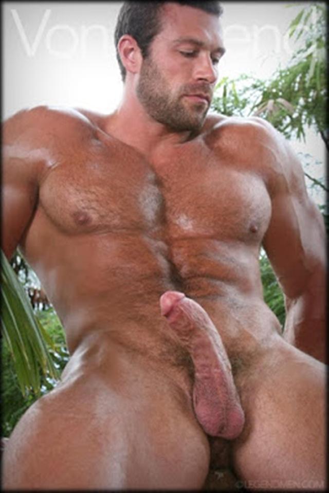 Hairy bodybuilder gay