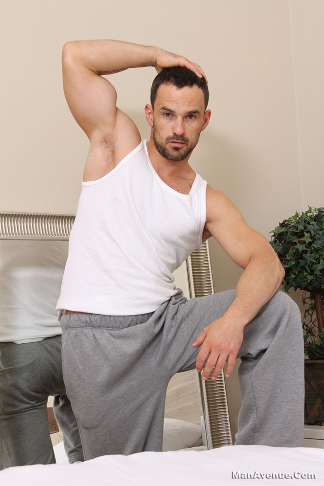 Man-Avenue-Joshua-X-hot-stud-ripped-muscle-body-hard-erect-uncut-cock-master-big-dick-flex-sweat-strokes-003-male-tube-red-tube-gallery-photo