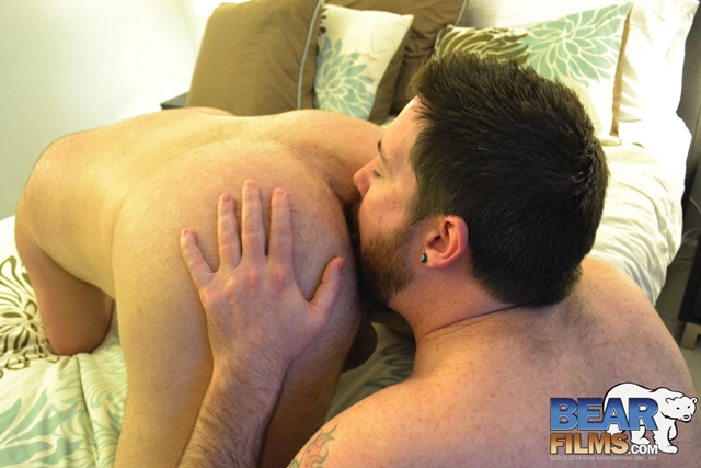 bear films  Bear Films Ben Chatham cock Rex Blue missionary strokes cock sticky wad hairy belly 001 male tube red tube gallery photo Rex Blue and Ben Chatham