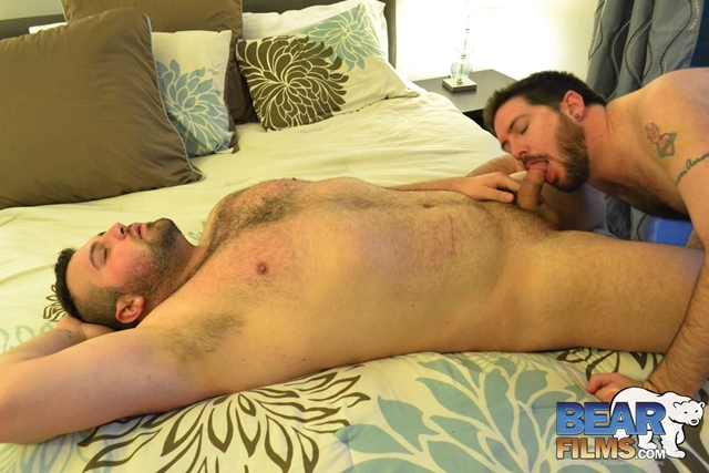 bear films  Bear Films Ben Chatham cock Rex Blue missionary strokes cock sticky wad hairy belly 005 male tube red tube gallery photo Rex Blue and Ben Chatham