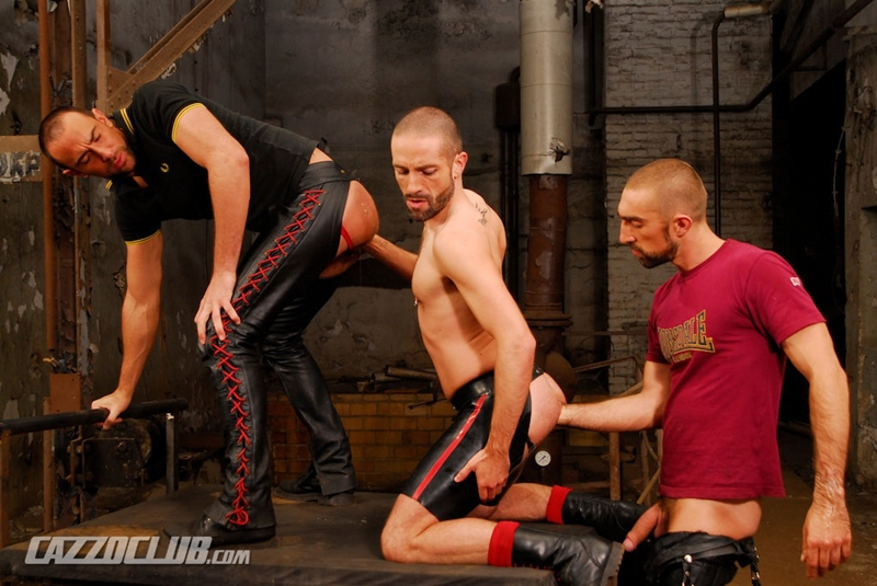 cazzo club  CazzoClub Nicolas Paris David Castan Nicolas Torri sex pigs hungry tops hot man jizz fisting assplay asshole two fists 005 tube download torrent gallery sexpics photo Matthieu Paris, David Castan and Nicolas Torri