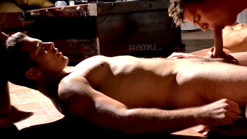 gayhoopla  GayHoopla Phillip Anadarko Brody James Max Summerfield big naked men cock virgin ass hole 018 tube download torrent gallery sexpics photo Brody James, Phillip Anadarko and Max Summerfield