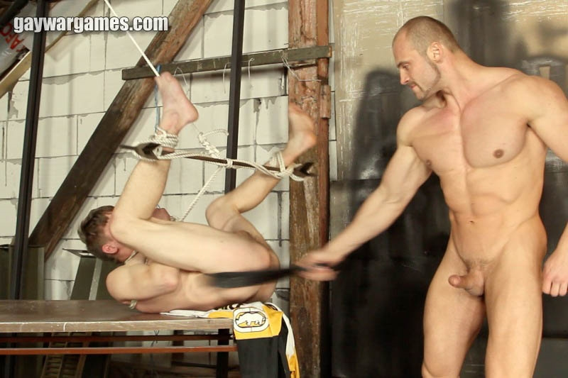gay rape bondage