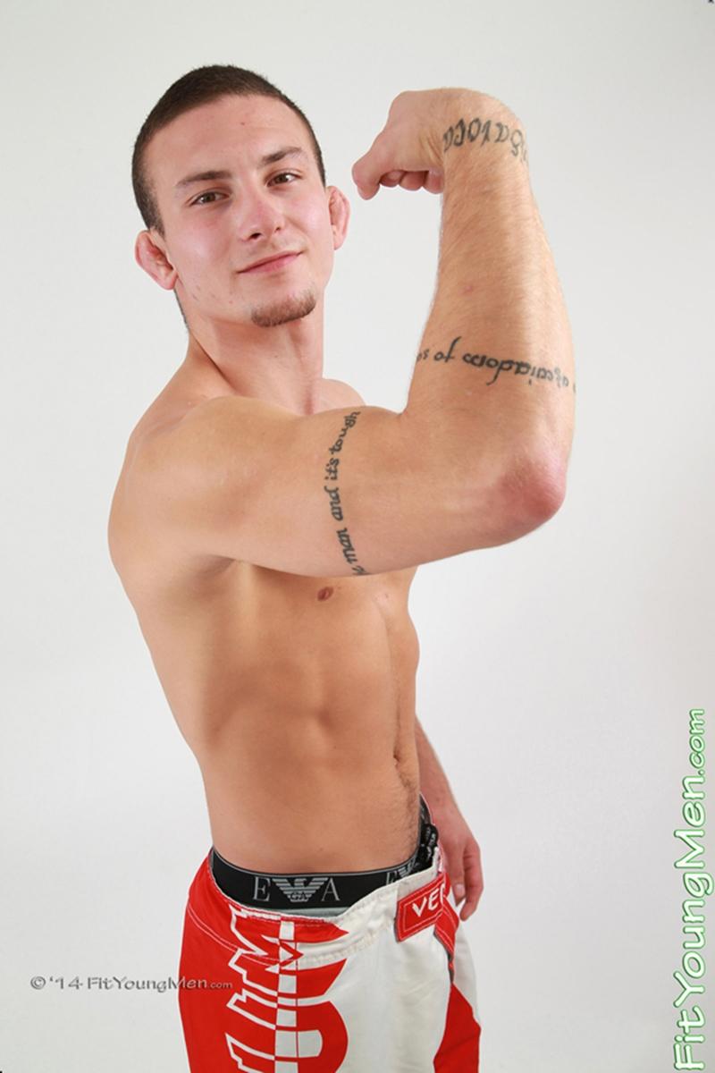 fit young men  Tomas Kowalczyk