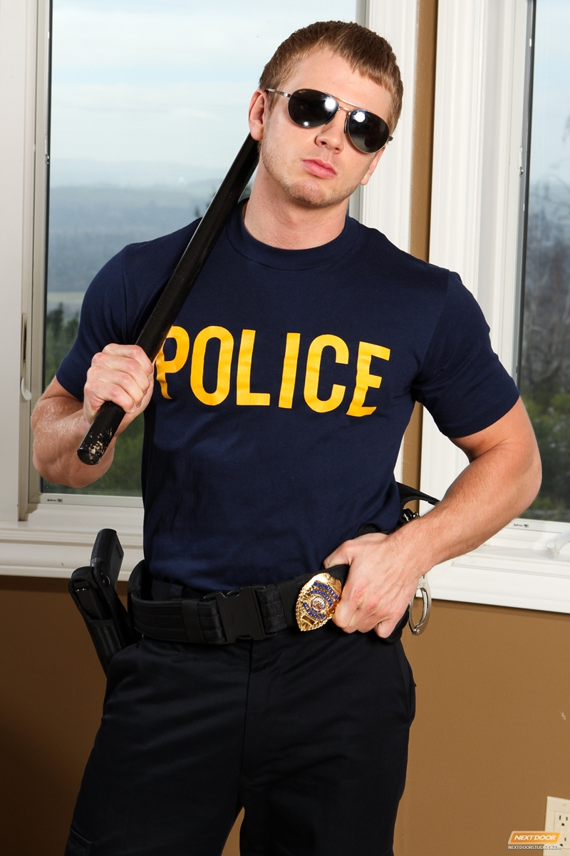 from Diego gay officer police