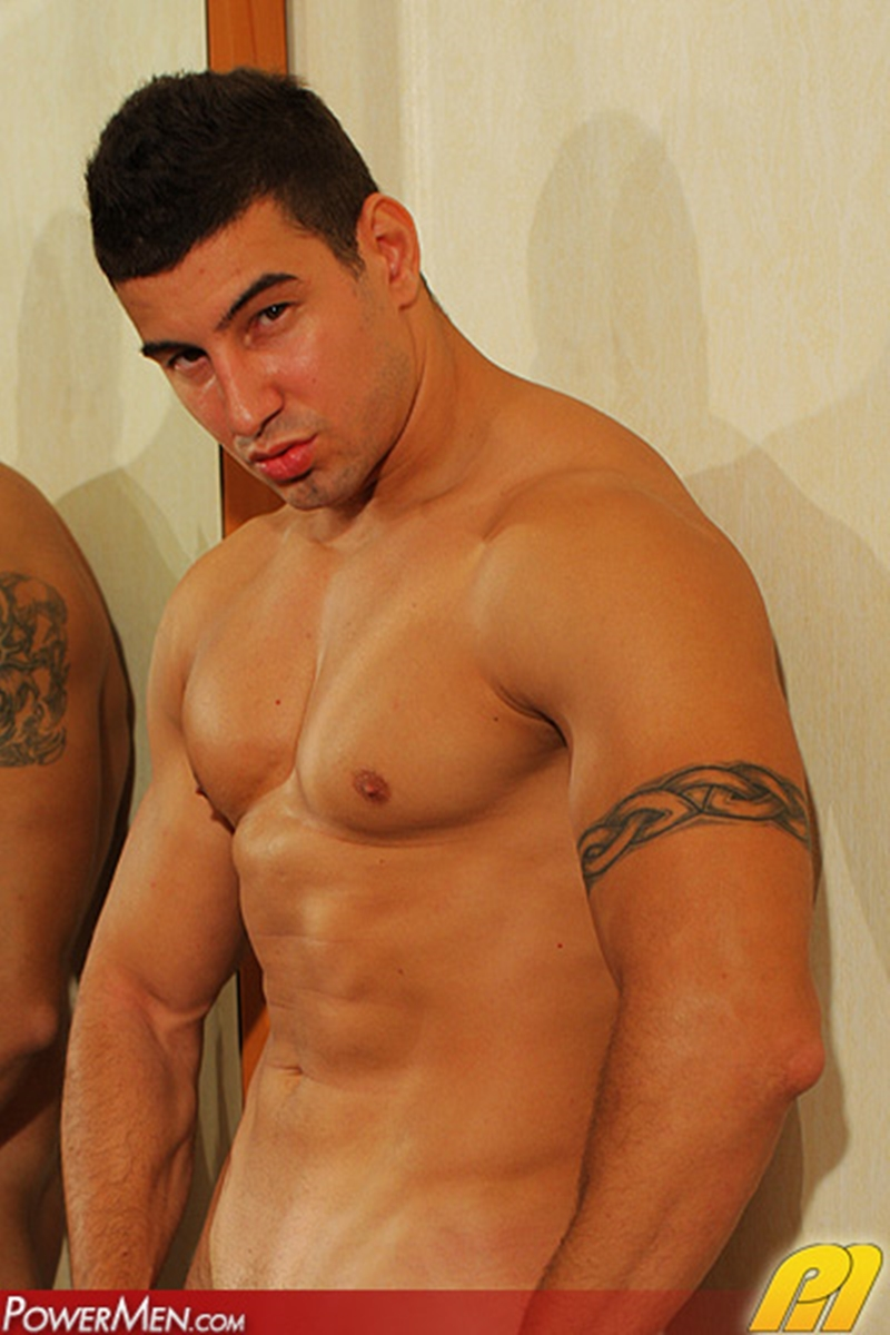 powermen  PowerMen naked bodybuilder Gio Permalucci beefy man meat big muscle dick big shaved smooth balls uncut cock 009 tube download torrent gallery sexpics photo Gio Permalucci
