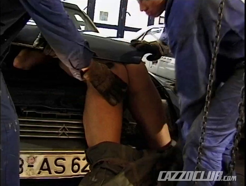 cazzo club  CazzoClub Andy Nickel Jack Janus Patrik Ekberg mechanic car workshop overalls tight ass fingered fuck ass 007 tube download torrent gallery sexpics photo Andy Nickel, Jack Janus and Patrik Ekberg
