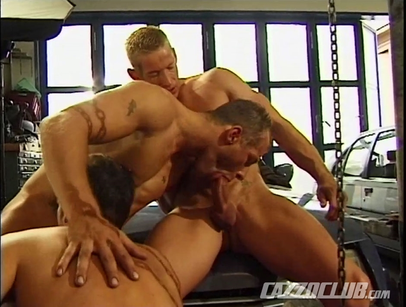 cazzo club  CazzoClub Andy Nickel Jack Janus Patrik Ekberg mechanic car workshop overalls tight ass fingered fuck ass 014 tube download torrent gallery sexpics photo Andy Nickel, Jack Janus and Patrik Ekberg