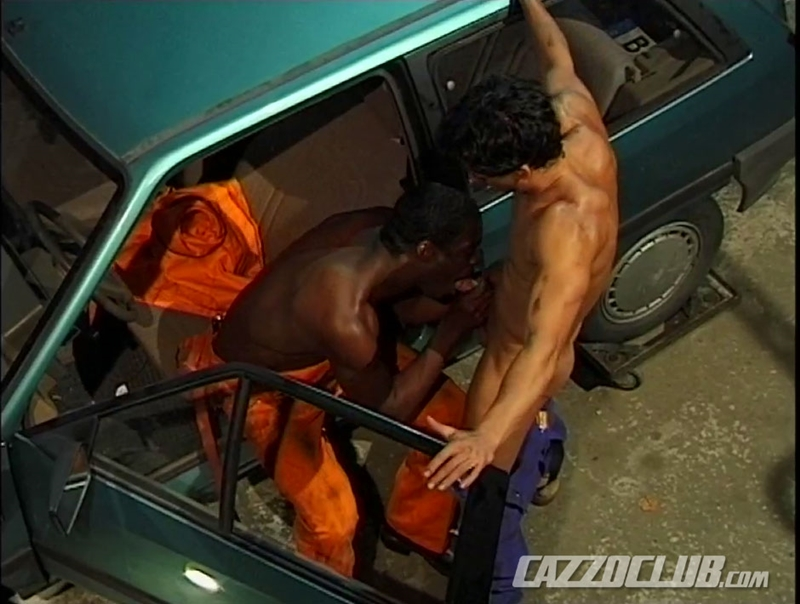 cazzo club  CazzoClub Chris Brown Jack Janus horny car mechanics cock throat asshole fucked giant black dick shoots cum 011 tube download torrent gallery sexpics photo Chris Brown and Jack Janus