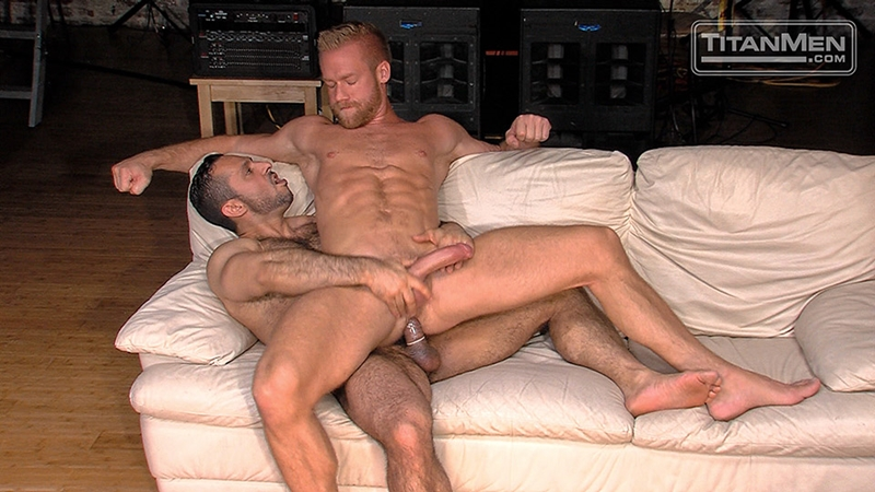 Adam Champ and Christopher Daniels | Naked Gay Porn Pics