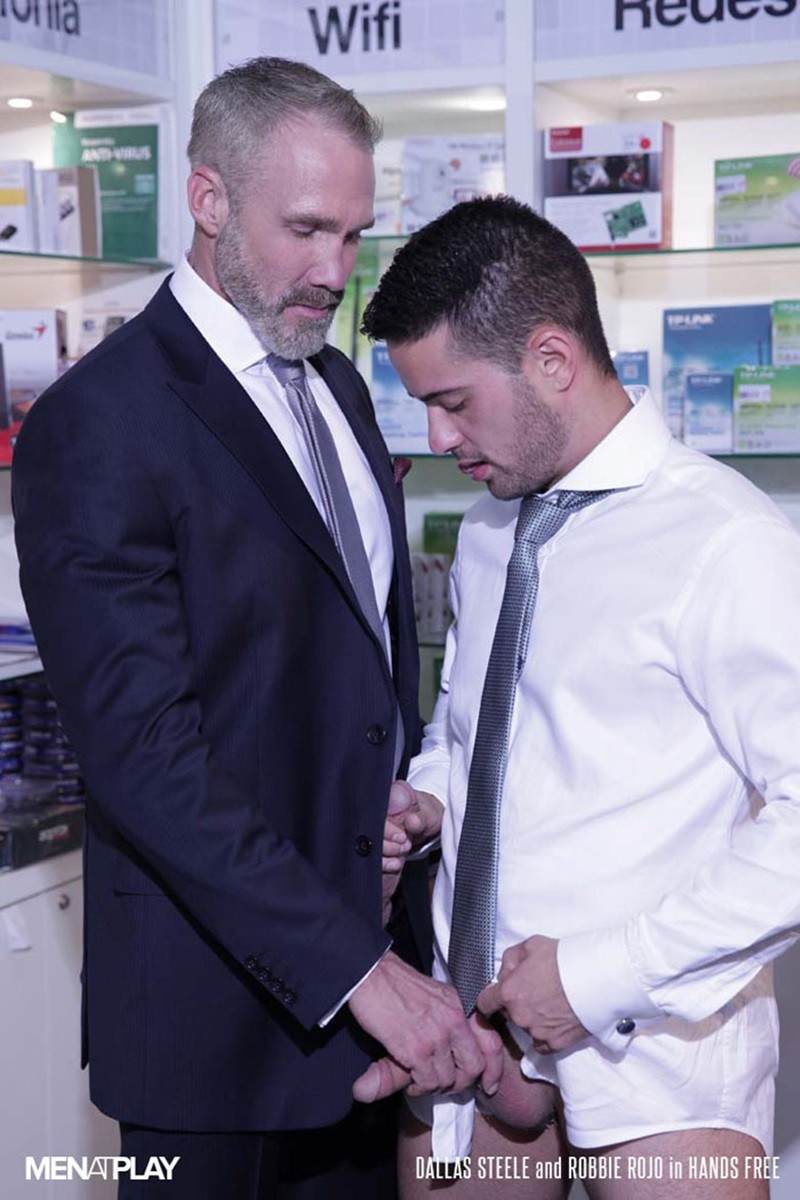 Gay male role play porn