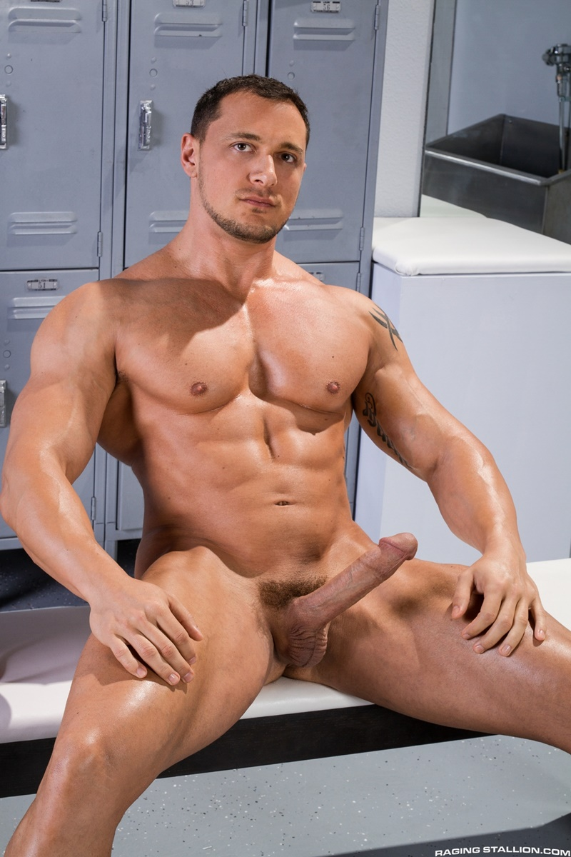 RagingStallion-sexy-naked-muscle-hunk-Sean-Zevran-locker-room-beefy-stud-Joey-D-football-player-deep-throat-swollen-big-thick-long-cock-anal-rim-005-gay-porn-sex-gallery-pics-video-photo