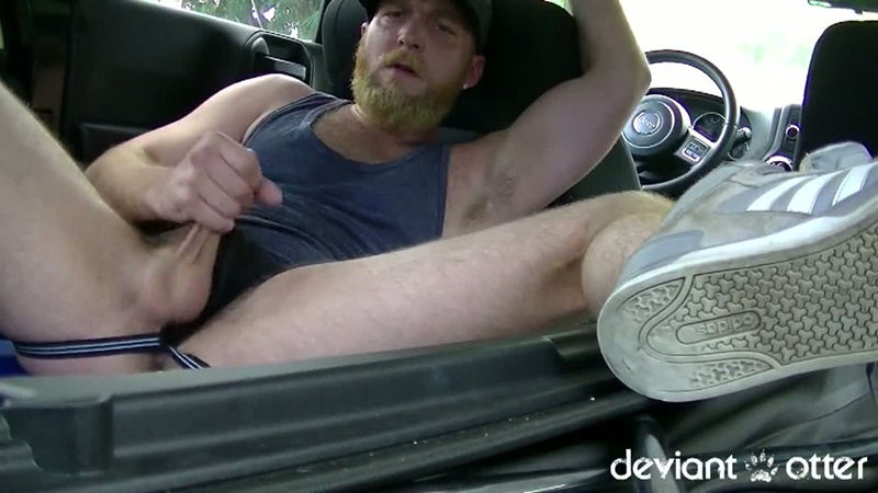 deviantotter-sexy-bearded-naked-otter-devin-totter-jerks-huge-thick-long-cock-low-hanging-big-balls-cum-filled-orgasm-swallowing-001-gay-porn-sex-gallery-pics-video-photo