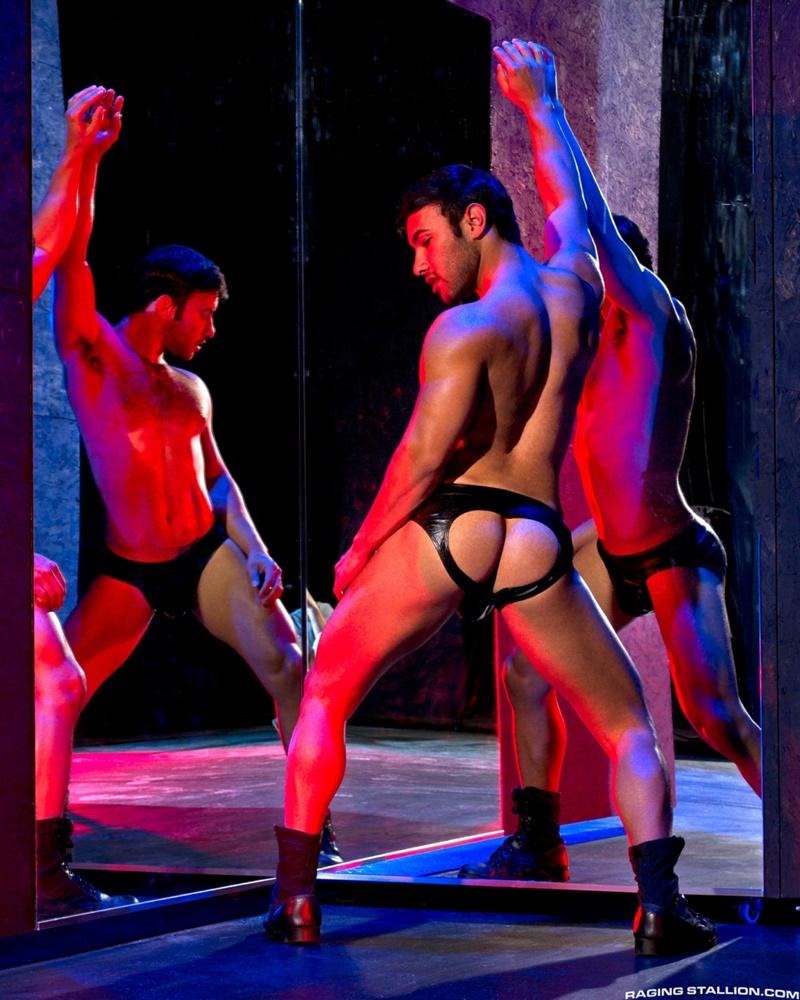 RagingStallion-dark-room-Dorian-Ferro-muscle-worship-Sean-Zevran-big-low-hanging-balls-huge-erect-hard-cock-to-ass-muscled-hairy-chest-005-gay-porn-sex-gallery-pics-video-photo