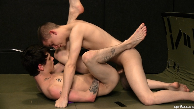 Spritzz-young-boy-Skye-Romeo-dudes-naked-wrestling-Owen-Jackson-cock-bulge-tight-spandex-lycra-shorts-twink-blowjob-horny-chav-lad-bubble-butt-01-gay-porn-star-tube-sex-video-torrent-photo