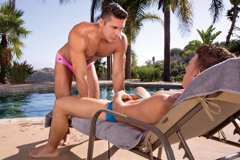 image Falconstudios muscular latino seth santoro has hot hotel sex
