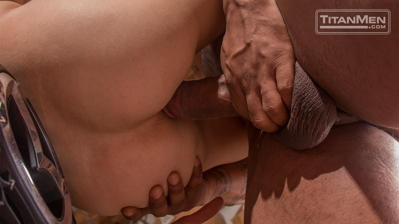 Jason Shaw Tugging Dick