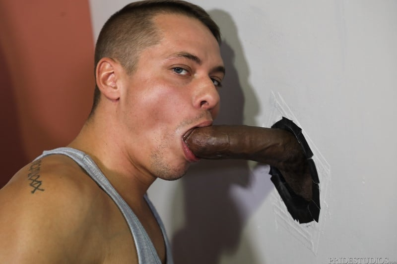 Sucking Random Guys Dick