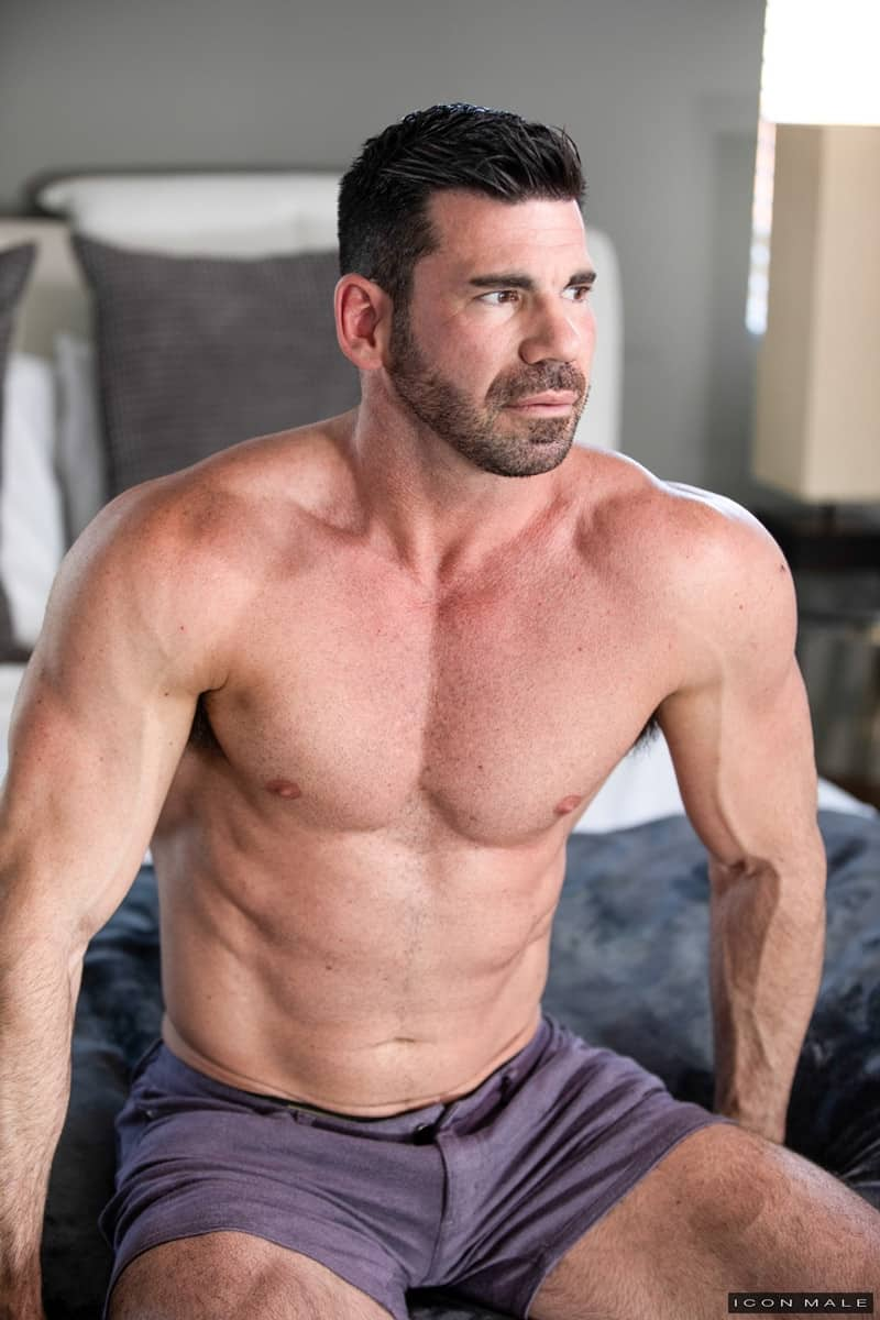Men for Men Blog IconMale-Bearded-Billy-Santoro-fucks-Austin-Chapman-big-daddy-cock-anal-rimming-cocksucker-026-gay-porn-pictures-gallery Bearded Billy Santoro helps Austin Chapman with his big daddy cock issues Icon Male