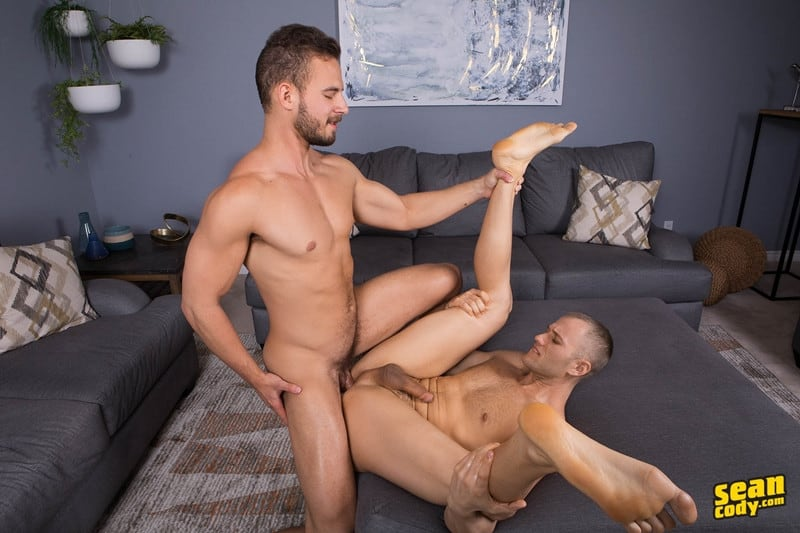 Men for Men Blog Josh-Blake-Hot-young-muscle-hunks-hardcore-ass-fucking-bubble-butt-anal-SeanCody-011-gay-porn-pictures-gallery Hot young muscle hunks Josh and Blake hardcore ass fucking Sean Cody