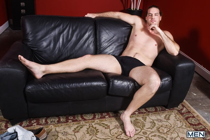 Men for Men Blog Gay-Porn-Pics-007-Will-Braun-Kip-Johnson-Long-haired-muscle-hunk-bottom-boy-big-erect-cock-Men Long haired muscle hunk Kip Johnson bottoms for Will Braun's big erect cock Men