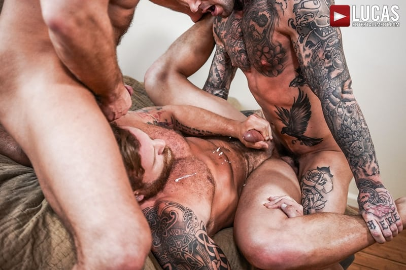Riley-Mitchel-services-his-bosses-Dylan-James-and-Dirk-Caber-LucasEntertainment-027-Gay-Porn-Pics